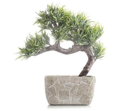 Planta artificiala in ghiveci Bonsai