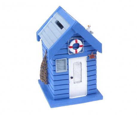 Касичка Beach Hut Blue