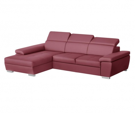 Coltar extensibil stanga Twinset Red