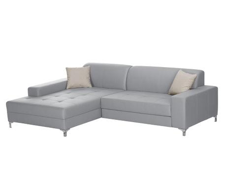 Ляв ъглов диван Symbole Grey