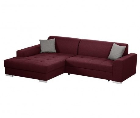 Coltar extensibil stanga Icone Red