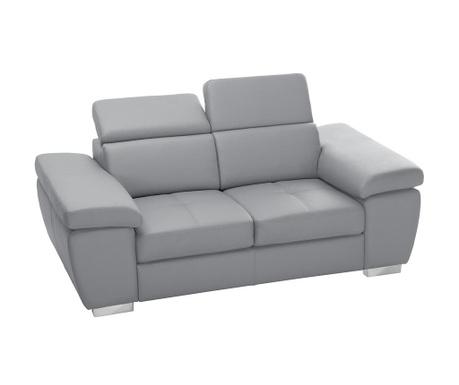 Canapea 2 locuri Parure Grey