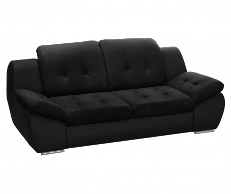 Kauč trosjed Capeline Black