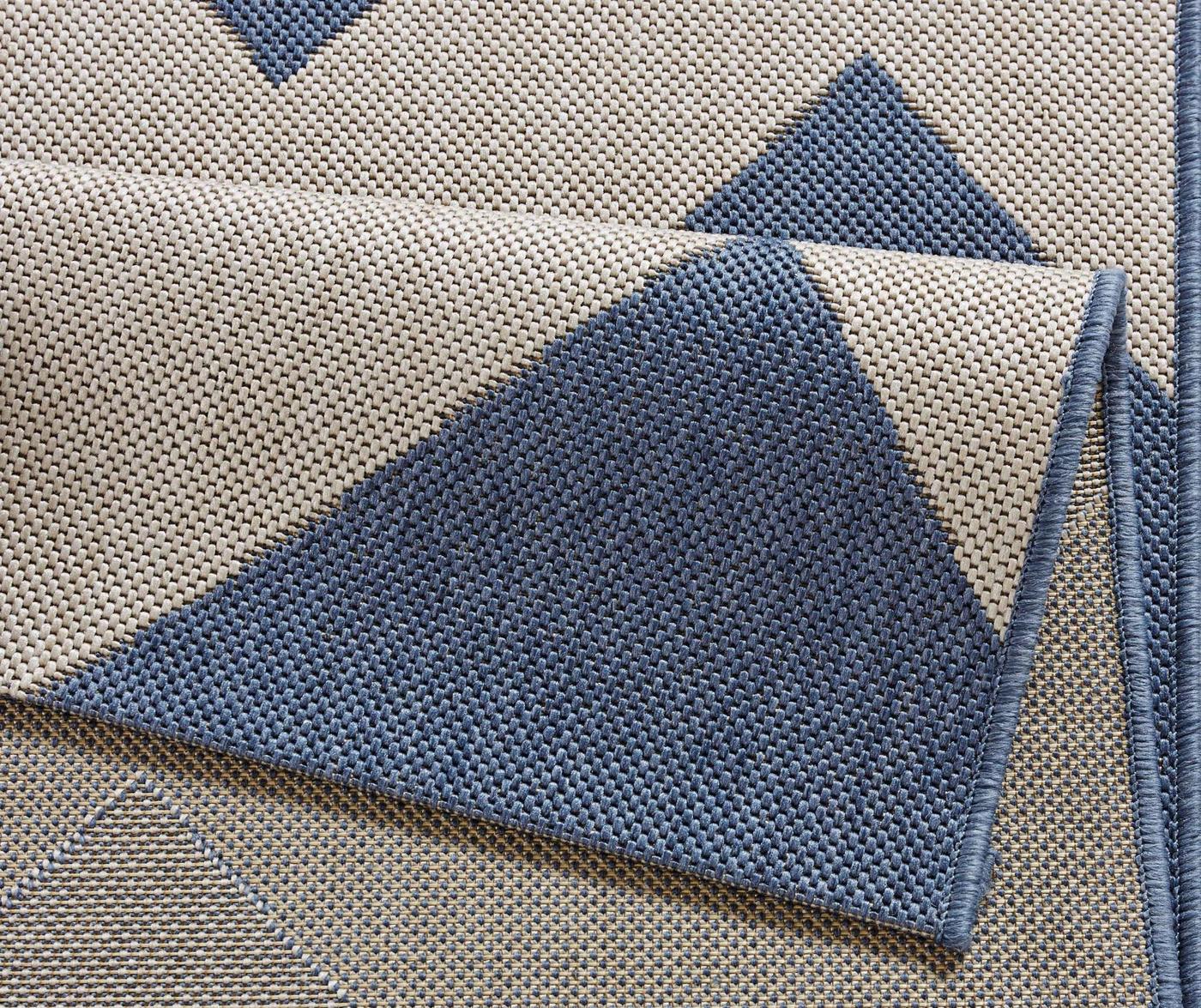 Tepih za vanjski prostor Meadow Unique Blue 200x290 cm