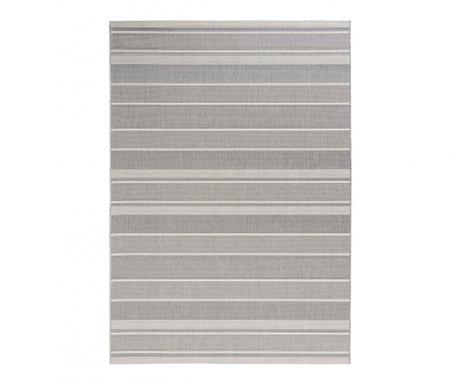 Meadow Strap Grey Kültéri szőnyeg 160x230 cm