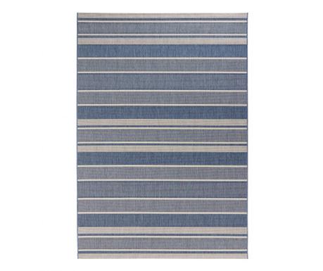 Venkovní koberec Meadow Lines Blue