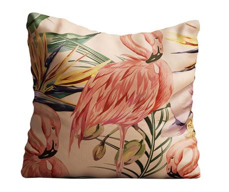 Perna decorativa Flamingo 40x40 cm