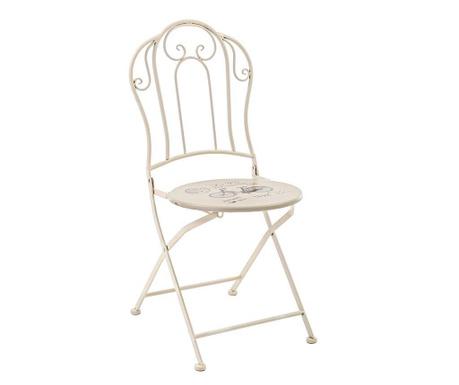 Składane krzesło zewnętrzne Lucky Bike