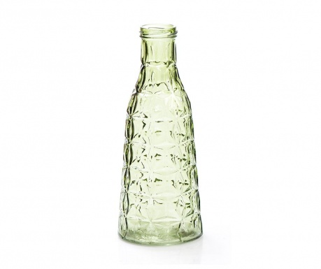 Dekorativna steklenica Tropical Light Green