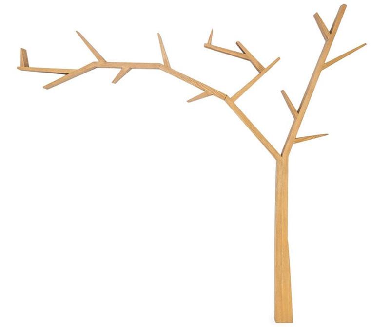 Element s policama Tree Left