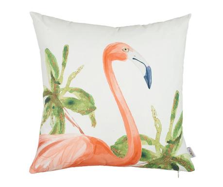 Povlak na polštář Flamingo 43x43 cm