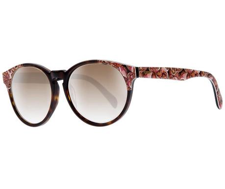 Ženska sončna očala Emilio Pucci Gradient Round Colorful