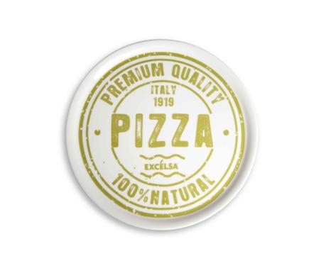 Pizza Golden Szervírozó tál 31 cm