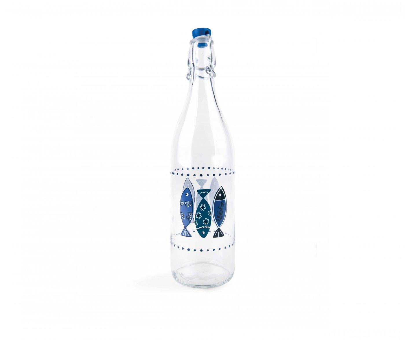 Sticla cu dop Ocean Blue 1 L