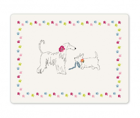 Tocator Dapper Dogs Border