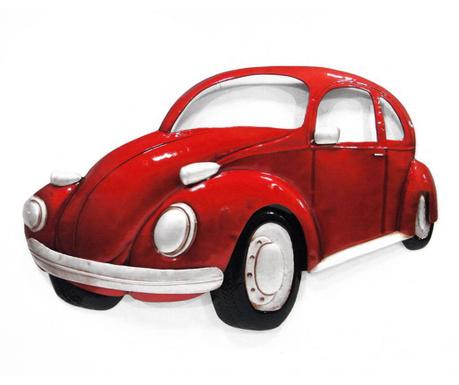 Zidni ukras Beaux Arts Vintage Car