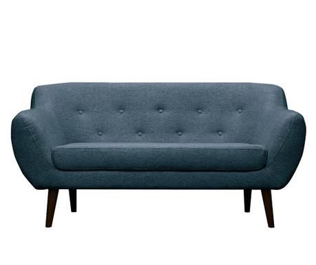 Canapea 2 locuri Piemont  Blue