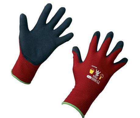 Otroške vrtnarske rokavice Burgundy Garden 5-8 let