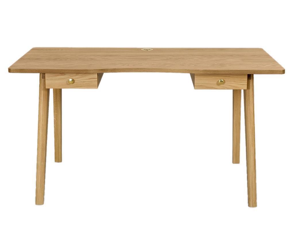 Nice Oak Íróasztal