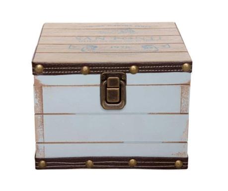 Кутия с капак San Ponti Blue