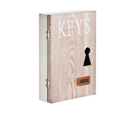 Home Keys Kulcstartó kis szekrény