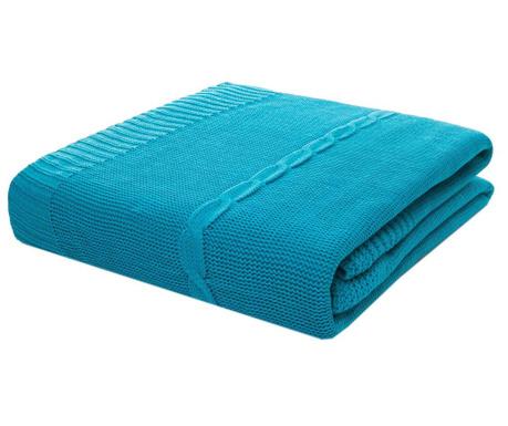 Pléd Lora Turquoise 130x170 cm - Vivre.cz 49d1f051c5
