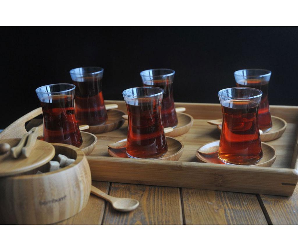 Set pentru ceai 22 de piese Gala