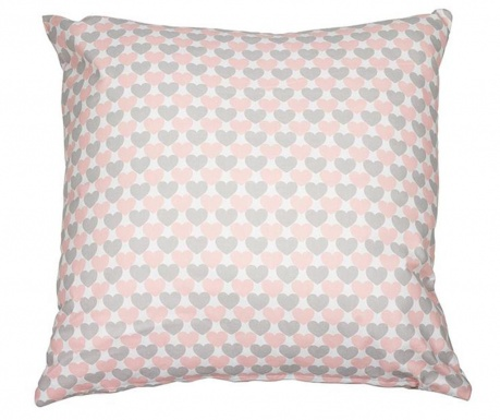 Perna decorativa Pink Love 45x45 cm