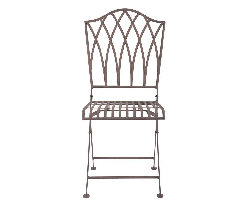 Sklopiva stolica za vanjski prostor Wige