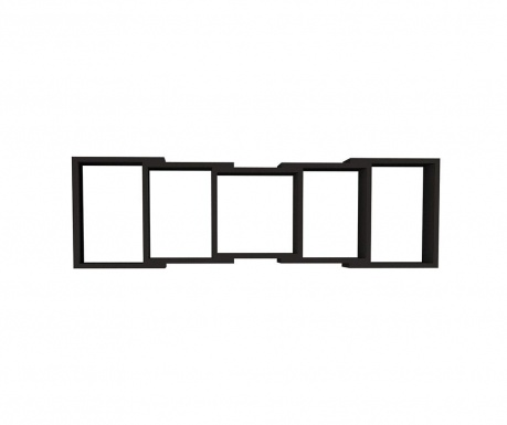 Рафт за стена Include Black