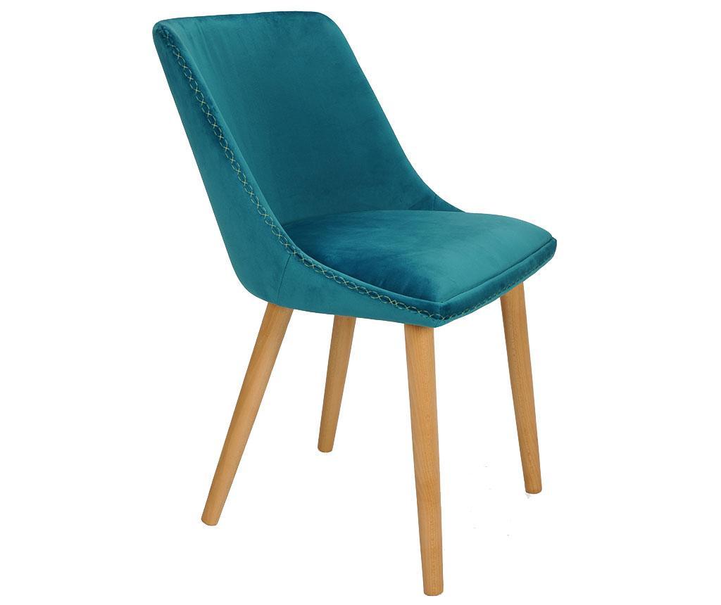 Stolička Alberta Classic Tuquoise