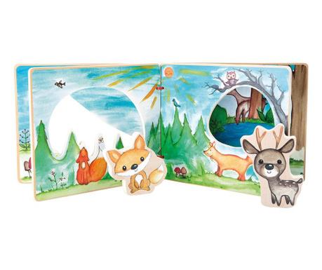 Książka interaktywna dla dzieci Pictures