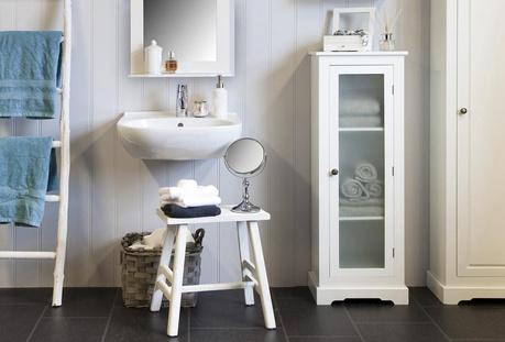 Организиране в банята