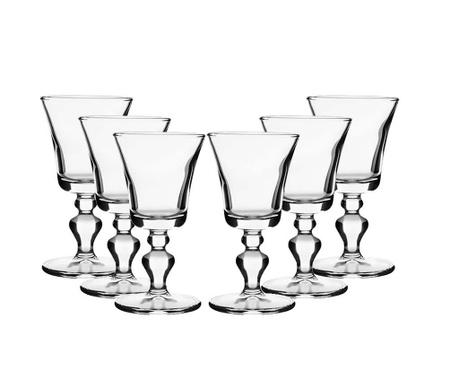 Сервиз 6 чаши за ликьор Victoria 120 мл