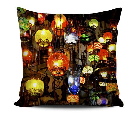 Декоративна възглавница Lampions 43x43 см