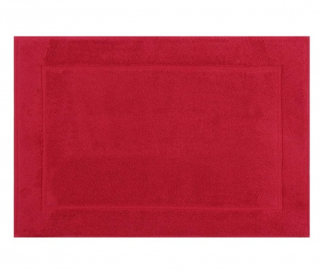Ręcznik do stóp Rati Burgundy 50x75 cm