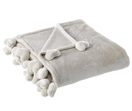 Одеяло Heart Cream 130x160 см
