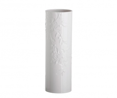 White Flowers Váza S