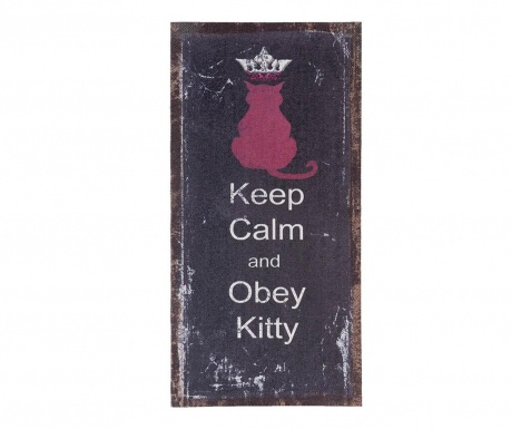 Decoratiune de perete Keep Calm