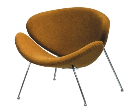 Fotelja Emery Mustard