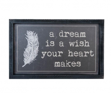 Decoratiune de perete A Dream