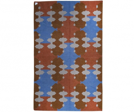 Covor Kilim Splash Earth 152x244 cm
