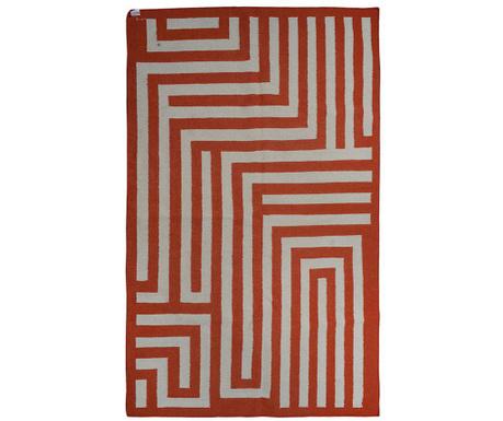 Килим Kilim Kasem Scarlet 152x244 см