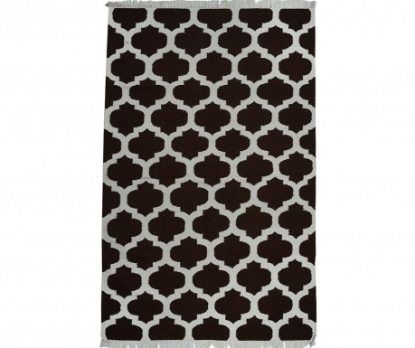 Covor Kilim Blues Black 152x244 cm