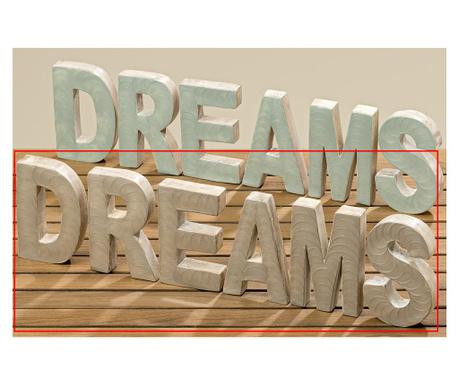 Dekoracja Dreams Beige