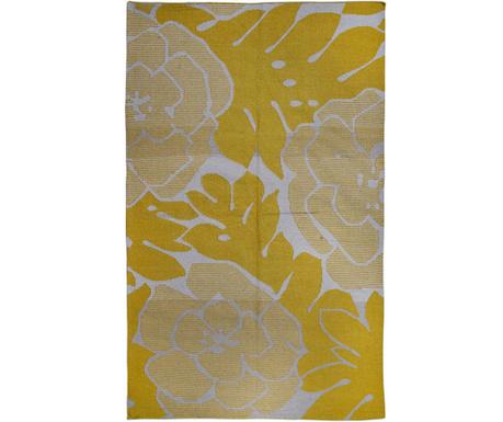 Covor Kilim Yellow Rose 152x244 cm