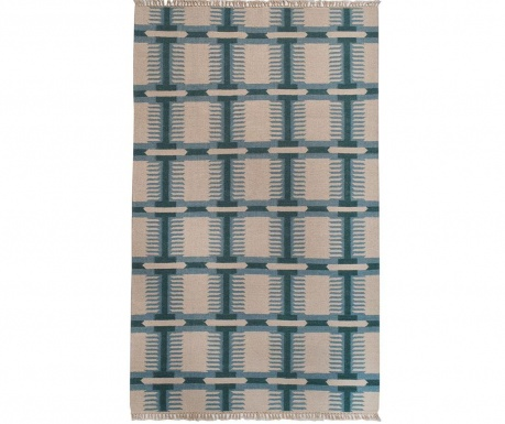 Килим Kilim Ichiro Pastel Blue 152x244 см