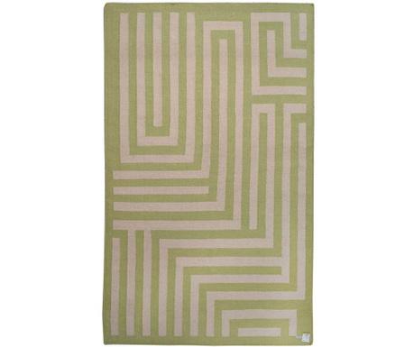 Kilim Kasem Green Szőnyeg 152x244 cm