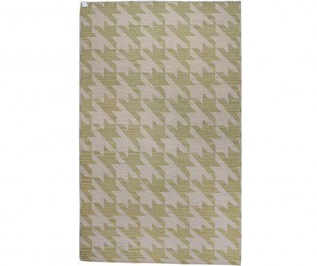 Covor Kilim Resolution Powdered Green 152x244 cm