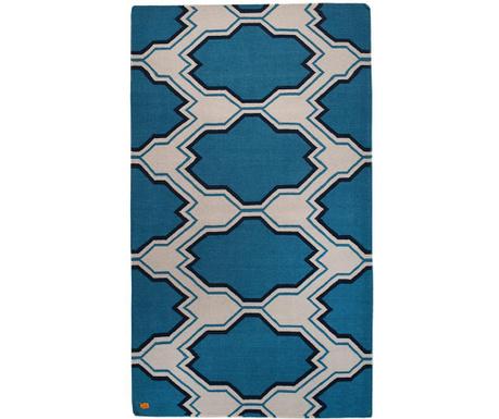 Covor Kilim Oasis Blue 152x244 cm